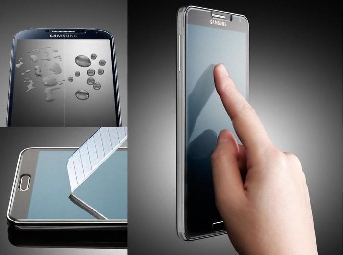 (Diskon) Tempered Glass AIUEO Samsung Galaxy S Duos / S7562