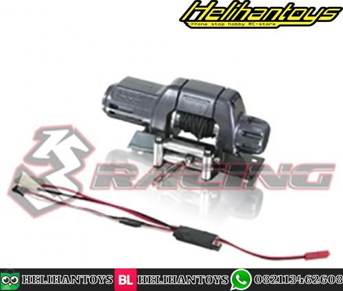 harga 3racing automatic crawler winch with control system #cr01-27 Tokopedia.com