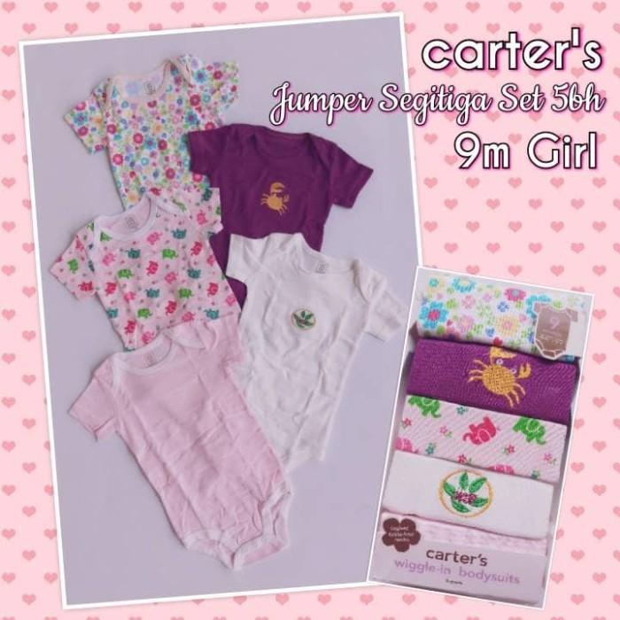harga Carter Jumper 5in1 Set Girl Tokopedia.com