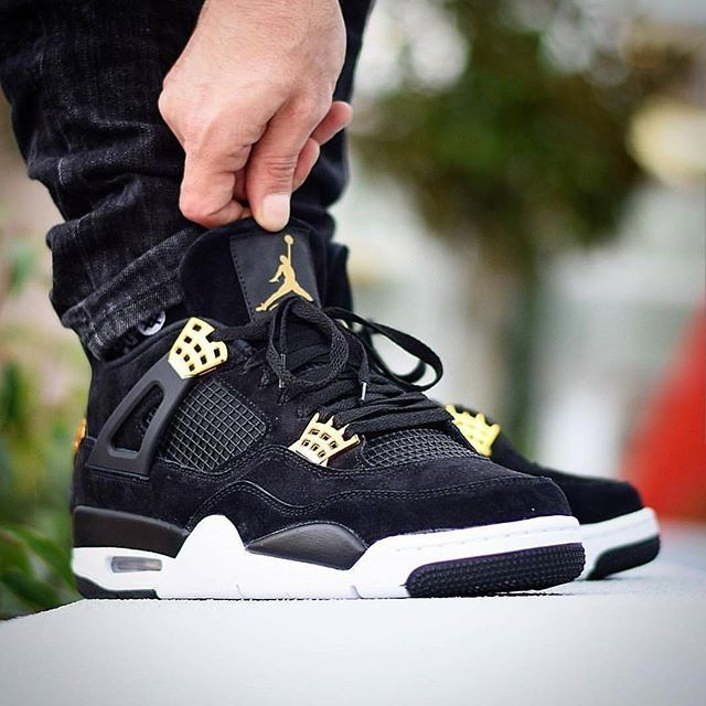 newest 8db75 fe68a Jual Nike Jordan Retro 4 Royalty Premium Original / seaptu nike / sneakers  - Jakarta Barat - A & D Shoes Shop | Tokopedia