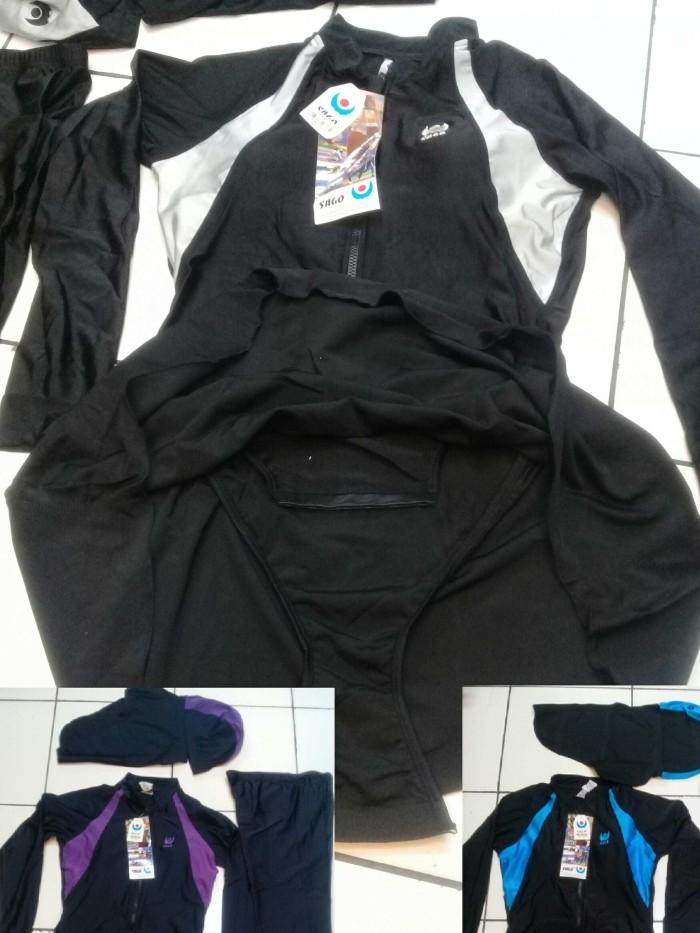 Jual baju renang muslim dewasa  syari size XXL dan XXXL - viyu ... 31abdbee6b