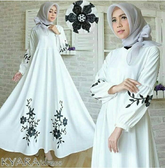 Dress Dress Wanita Maxy Gamis Baju Muslim Busana Muslim - Info Harga ... 93a8604f37