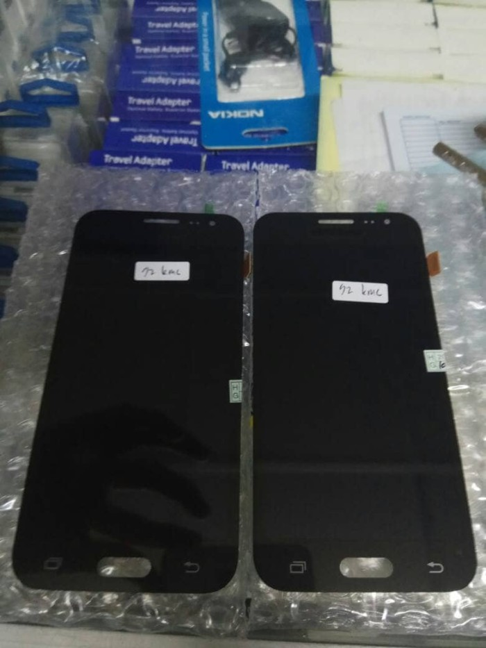 Harga Lcd 1set Samsung Galaxy J2 2015 J200 J200g J200f Original Black Tokopedia
