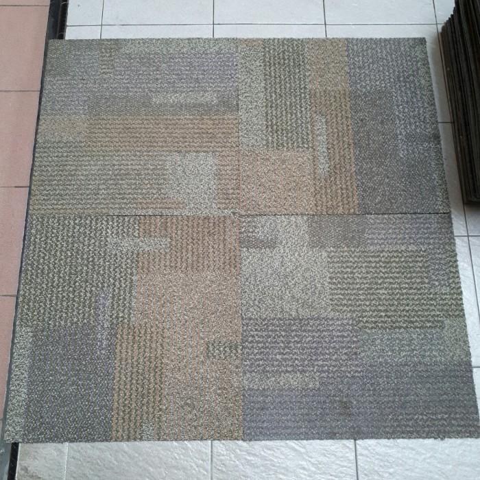 harga Karpet tile karpet kantor karpet kotak karpet susun Tokopedia.com