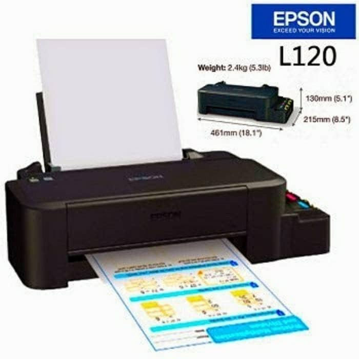 harga Printer epson inkjet l120 Tokopedia.com