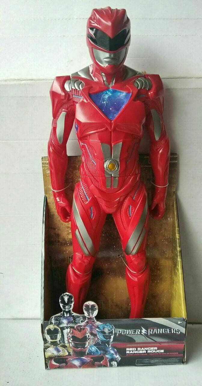 Jual Figure Power Ranger Merah Jumbo Jakarta Barat RAJABALOK