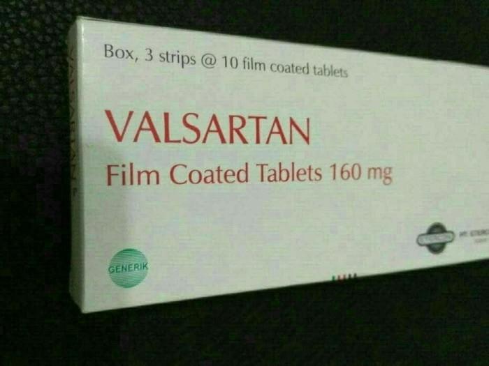 harga Valsartan 160 mg novell Tokopedia.com