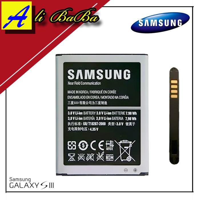 harga Baterai handphone samsung galaxy s3 i9300 batre hp battery samsung Tokopedia.com