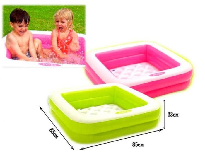 Intex kolam renang anak 57100 / kolam mandi baby play box pool