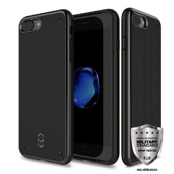 Jual Patchworks Iphone 7 Plus Flexguard Case – Black Harga Promo Terbaru