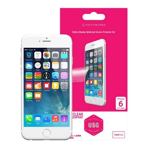 Jual Colorant Iphone 6 Usg Frontx2 – Clear Harga Promo Terbaru