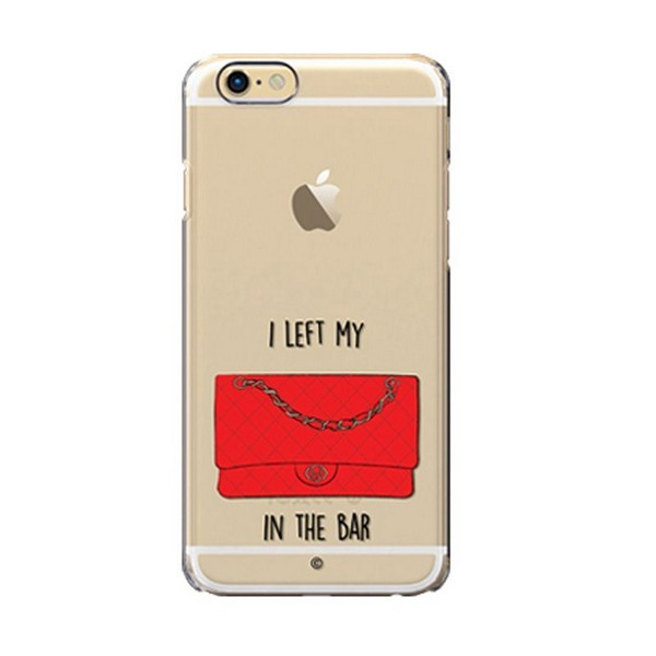 Jual Colorant Iphone 6s Plus I Left My Bag Case – Bar_red Harga Promo Terbaru