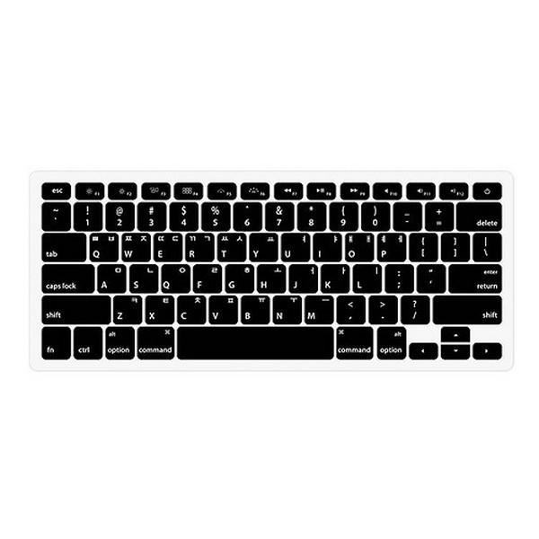 Jual Colorant Macbook Air 11 Keyskin – Black Harga Promo Terbaru