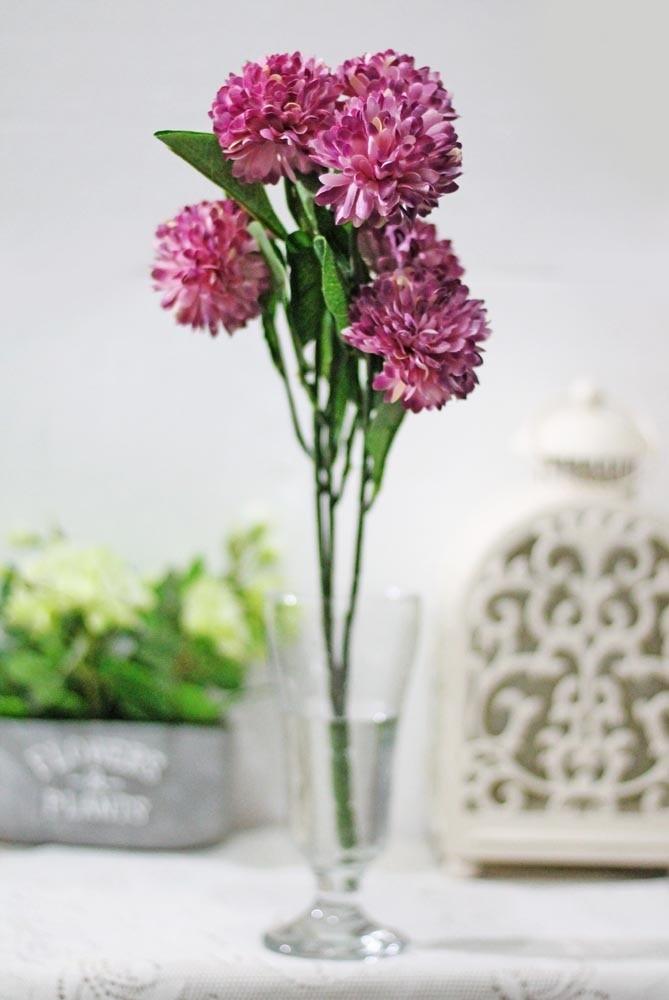harga Bunga plastik hias hiasan artificial pompom carnation anyelir shabby 1 Tokopedia.com