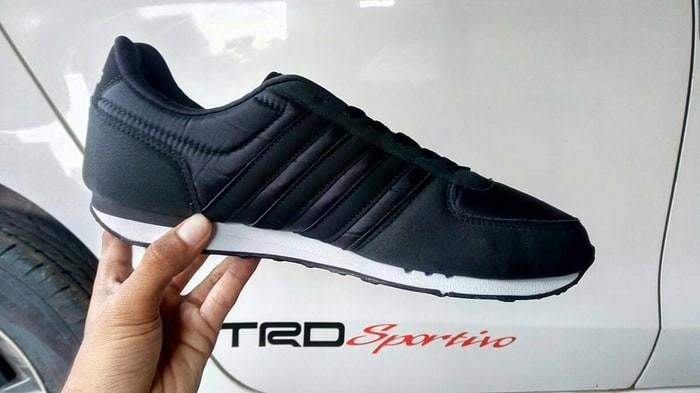 ... putih white pink original murah 05bfa 317f3  get sepatu adidas neo city  racer black original bnwb indonesia sneaker 2b413 85575 06d3797046
