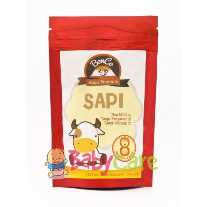 harga Bonco Abon Premium Sapi Tokopedia.com
