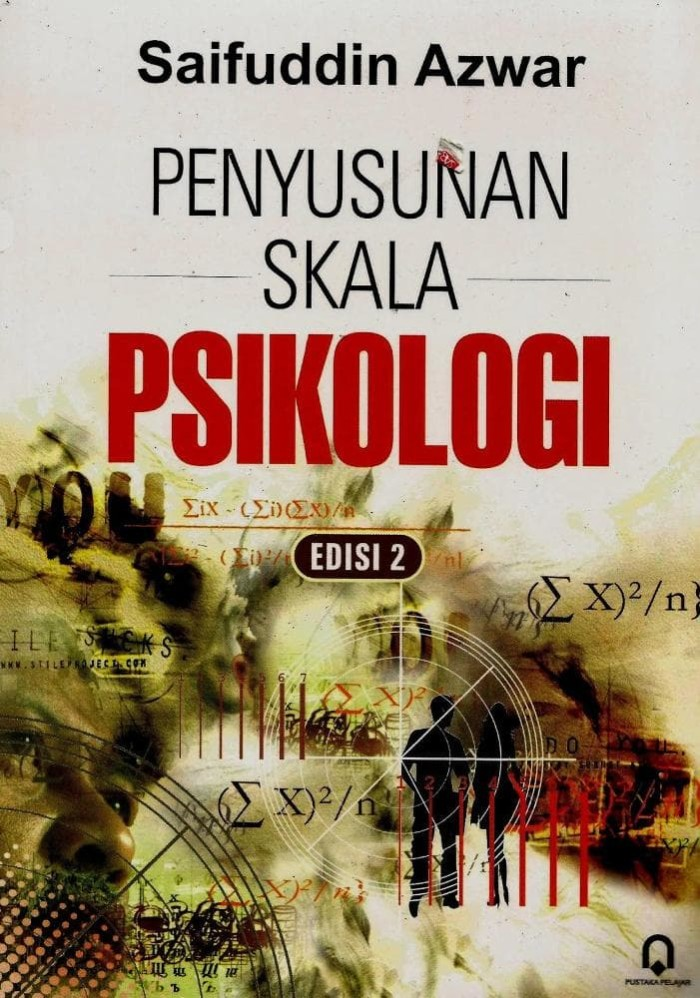 harga Penyusunan skala psikologi edisi 2 - saifuddin azwar Tokopedia.com