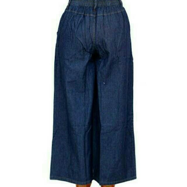168 Collection Celana Kulot Rok Nurhalizah Long Pant Motif 03 Info Source · Celana kulot jeans size Jumbo