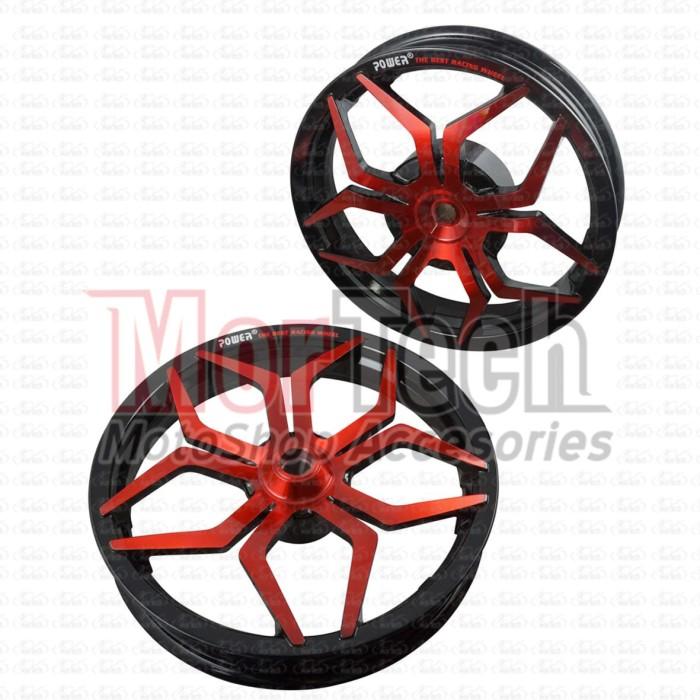 harga Velg pelek racing tapak lebar power palang 5 star vario 125 cc htm mrh Tokopedia.com