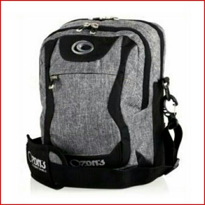 harga Ozone 735 grey - tas slempang tablet netbook 10 Tokopedia.com