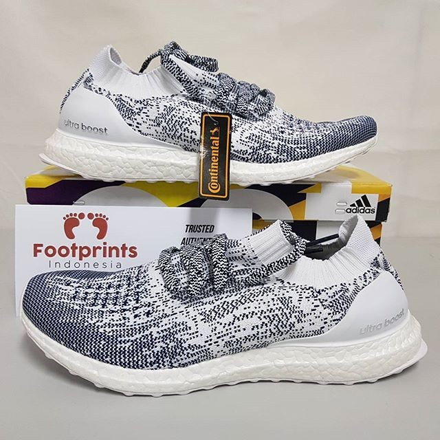 d7e64c5a260ac Jual Adidas Ultra Boost Uncaged Non Dyed White Oreo 100% Original ...