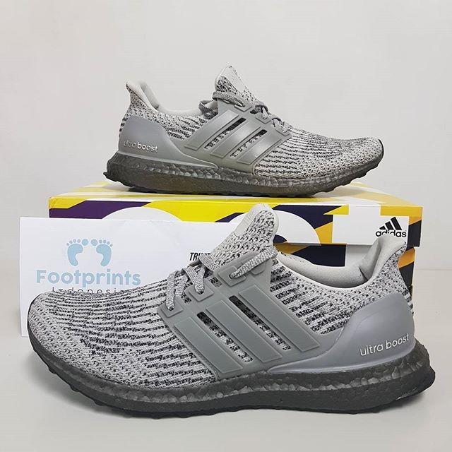 sports shoes ccccf 720d4 Jual Adidas Ultra Boost 3.0 Triple Grey - DKI Jakarta - Footprints  Indonesia | Tokopedia