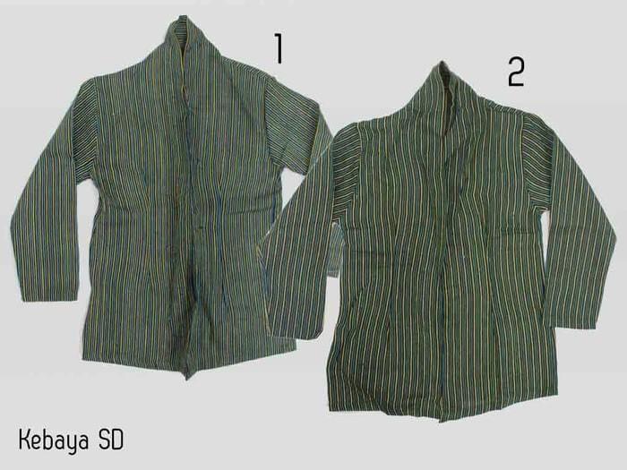 Jual Baju Kebaya Lurik Baju Kebaya Sd Kab Blitar Serba Grosir