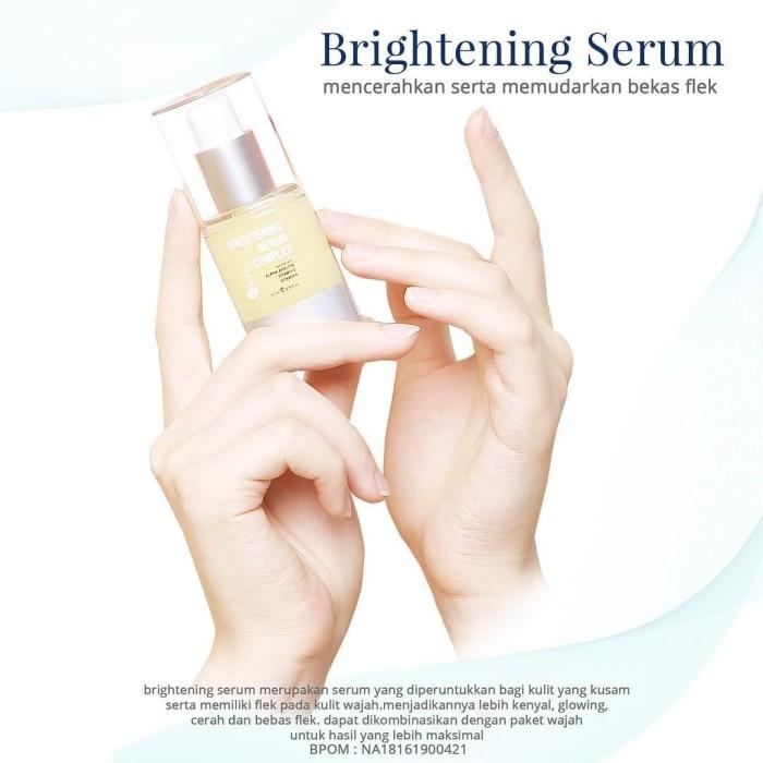 MS Glow Brightening Serum Complex - Serum Arbutin