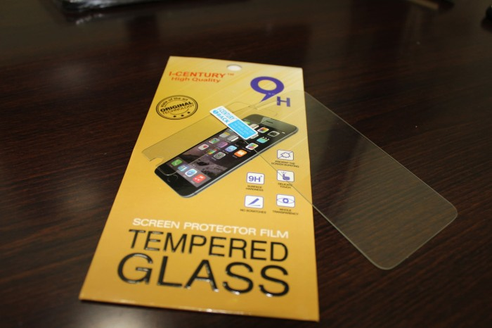 Tempered glass / screen guard lg bello / l bello / lgd331 i-century