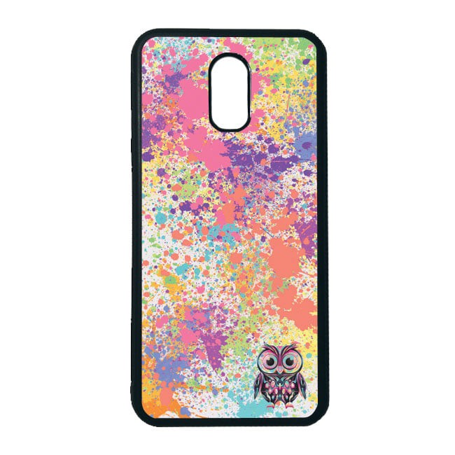 harga Case casing samsung j7 plus / j7+ softcase bumper motif owl burung Tokopedia.com