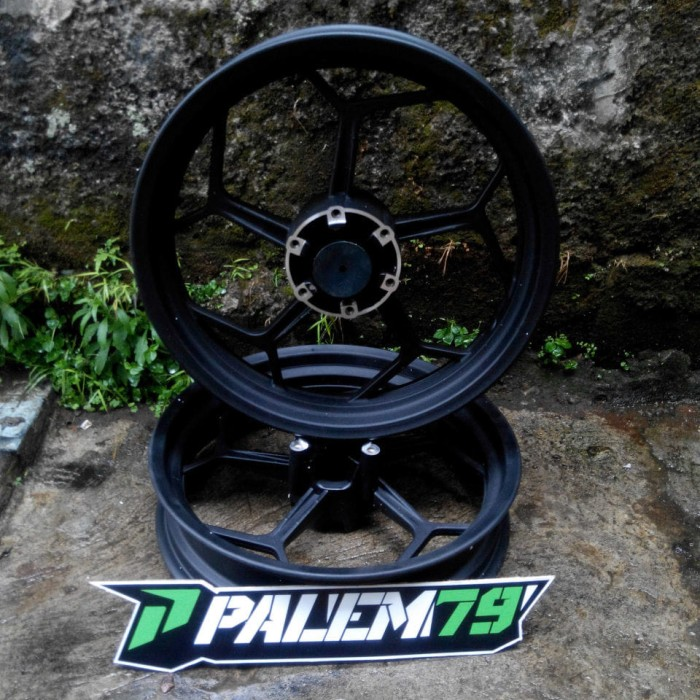 harga Velg racing supermoto 17 300 & 350 - velk pnp klx 150 s l bf dtracker Tokopedia.com