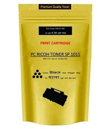 harga Ricoh refill toner sp 101s 80gr Tokopedia.com