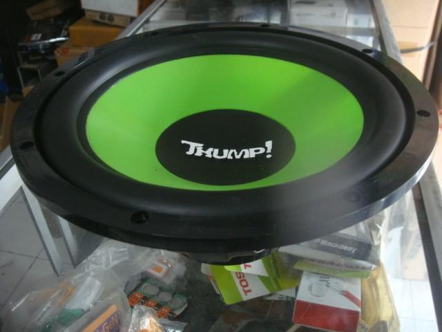 harga Speaker subwoofer double coil thump 12  600w bass super Tokopedia.com