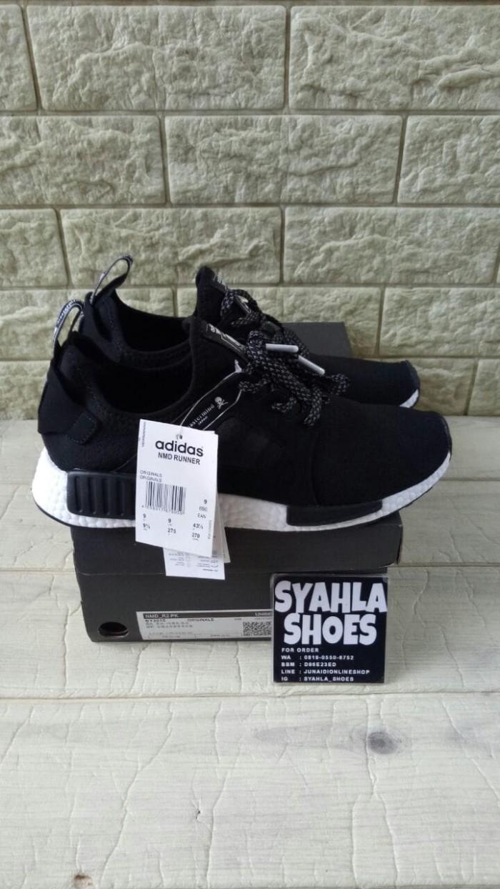 37de99b46b80e Jual ADIDAS X MASTERMIND JAPAN NMD XR1 BLACK WHITE BNIB - addidas ...