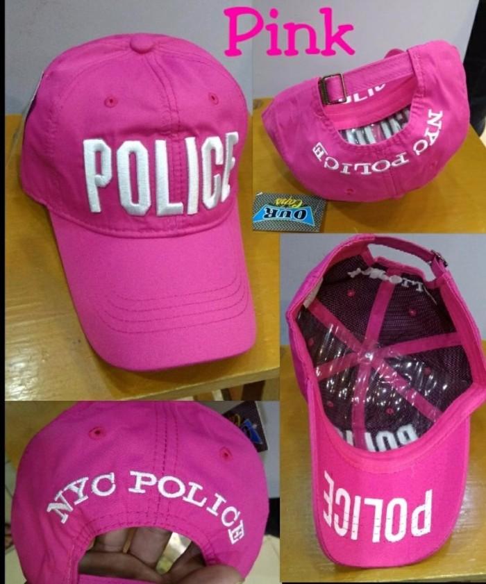 Topi baseball police import