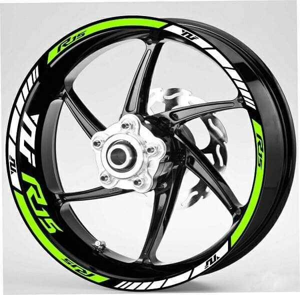 harga Sticker velg motor wheel striping yamaha r15 yzf r15 uk velg 17 inc Tokopedia.com