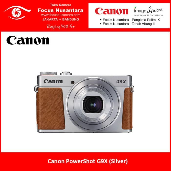 harga Canon powershot g9x silver Tokopedia.com