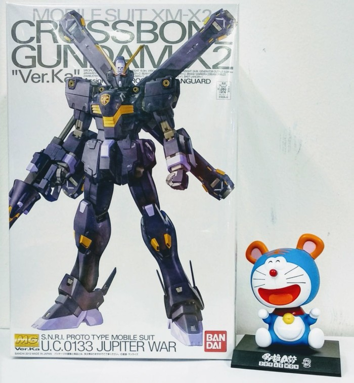 20 Crossbone Gundam X 2 You Never Seen Before