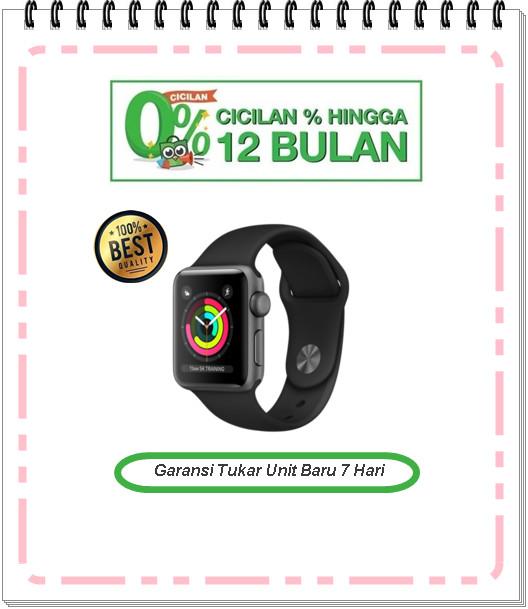 Apple Watch 2 Series 3 Aluminum GPS 38m GRAY GREY MR352
