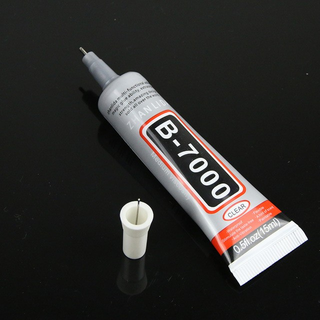 harga Lem lcd touchscreen b7000 perekat glue b 7000 sparepart Tokopedia.com