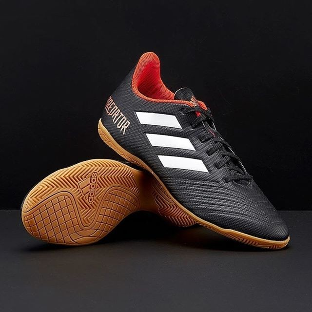 380ed40ef Jual Sepatu Futsal Adidas Predator Tango 18.4 IN Core Black - Kab ...