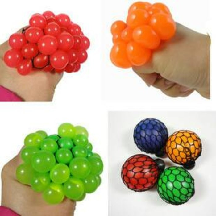 Foto Produk SQUISHY ANGGUR /ANTI STRESS BALL/SPLAT TOY dari yongzen shop
