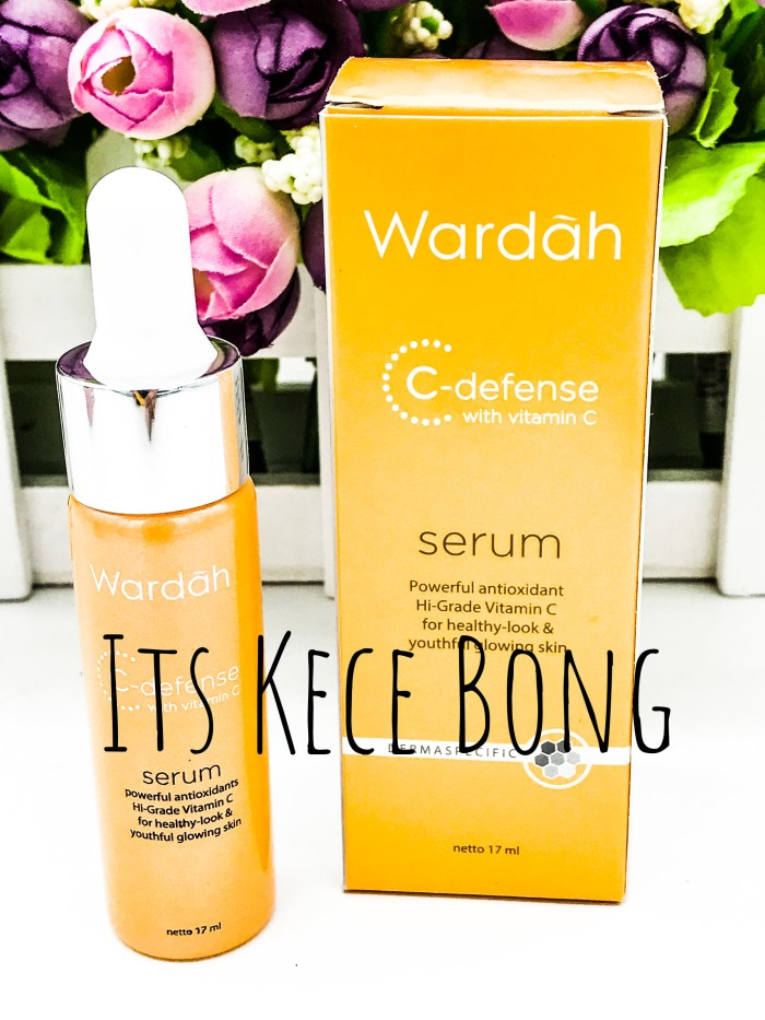 Info Serum Vitamin C Wardah Travelbon.com