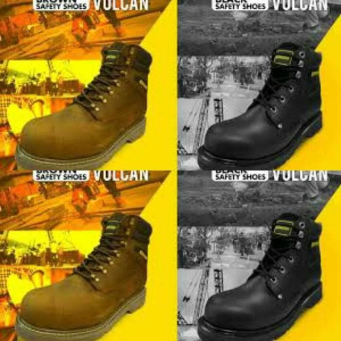 37be53997f2 Jual Safety Shoes Krisbow Vulcan - Kota Balikpapan - millenium safety |  Tokopedia