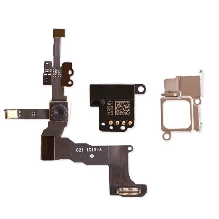 harga Iphone 5s front camera assembly flex cable earpiece speaker bracket Tokopedia.com