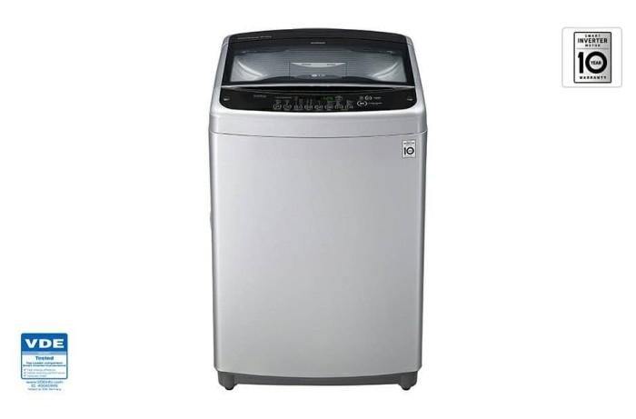 harga Mesin cuci LG T2108VSAM 8 kg Otomatis Top Loading - Smart Inverter Tokopedia.com