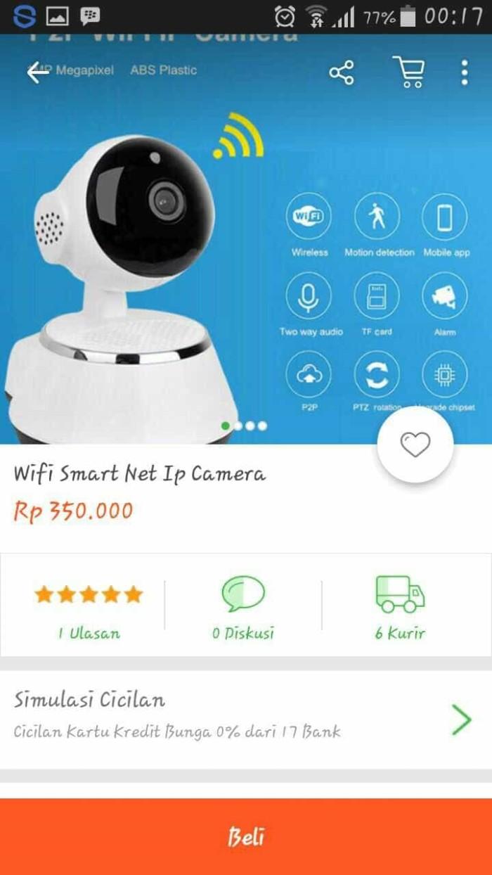 Jual Wifi Smart Net IP Camera - DKI Jakarta - koleksimama_ | Tokopedia