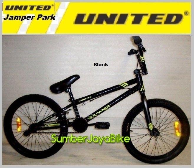 harga Sepeda anak bmx 20  united jumper park rotor Tokopedia.com