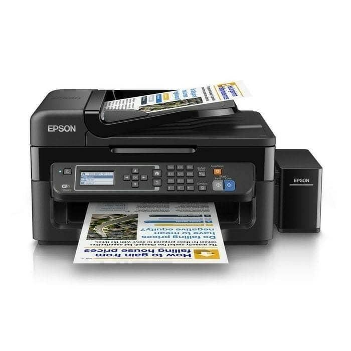 harga Printer epson inkjet l565 Tokopedia.com