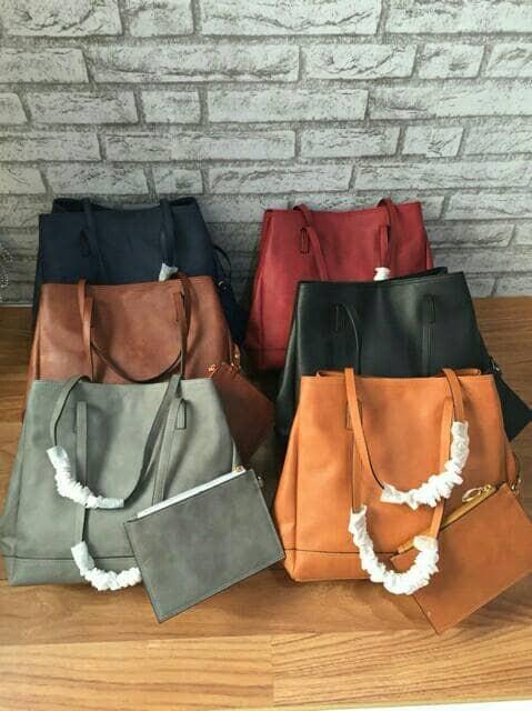 Info Tote Bag Shopper Travelbon.com